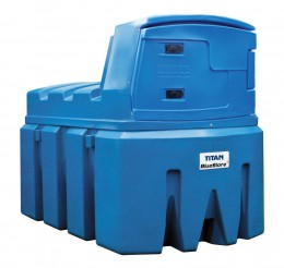 2500 Litre Bunded AdBlue Storage and Dispensing Tank