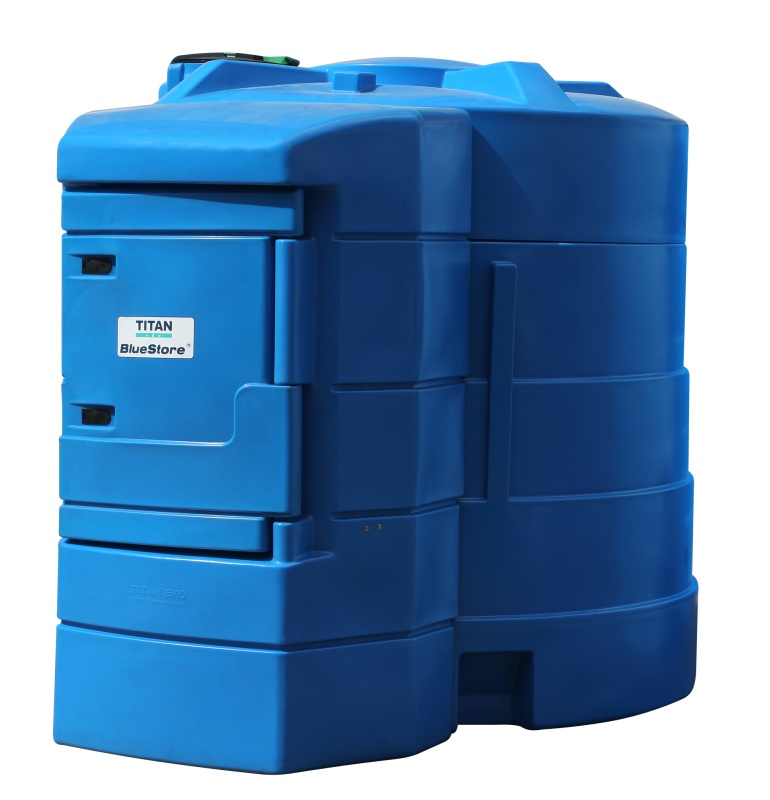 5000 Litre Bunded AdBlue Storage and Dispensing Tank
