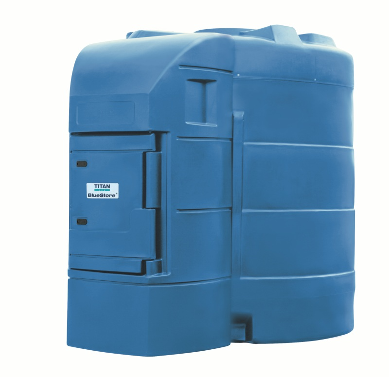 9000 Litre Bunded AdBlue Storage and Dispensing Tank
