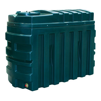 EcoSafe Bunded Oil Tanks