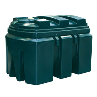 1300 Litre Bunded Oil Tanks – Horizontal Oil Storage Tanks