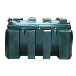 1800 Litre Bunded Oil Tanks – Horizontal Oil Storage Tanks