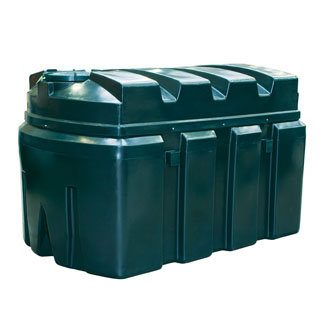 2500 Litre Bunded Oil Tanks – Horizontal Oil Storage Tanks