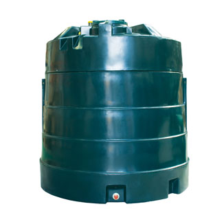 3500 Litre Bunded Oil Tank – Vertical Oil Storage Tanks