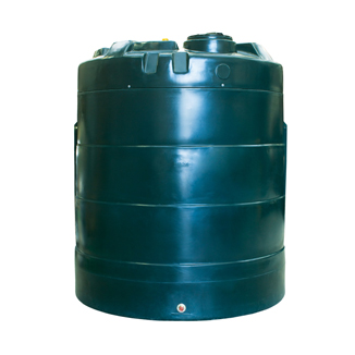 9000 Litre Bunded Oil Tank – Vertical Oil Storage Tanks