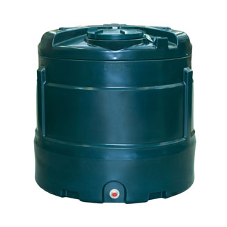 1300 Litre Bunded Oil Tank - Vertical Oil Storage Tanks