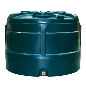 2500 Litre Bunded Oil Tank – Vertical Oil Storage Tanks
