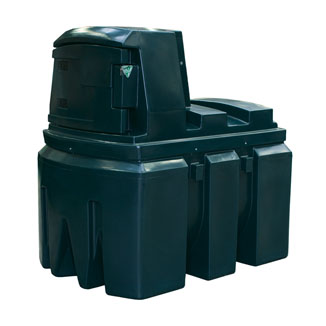 1300 Litre Bunded Fuel Storage & Dispensing Tank