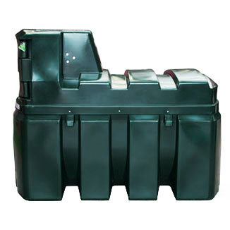 2500 Litre Bunded Fuel Storage and Dispensing Tank
