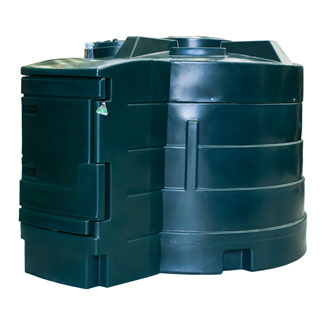 3500 Litre Bunded Fuel Storage and Dispensing Tank