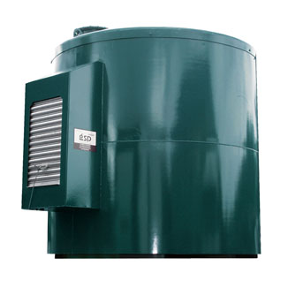 10000 Litre Bunded Fuel Storage and Dispensing Tank