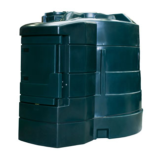 5000 Litre Vertical Bunded Fuel Storage and Dispensing Tank