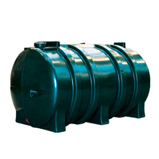 1360 Litre Single Skin Oil Tank (Only available in Ireland)