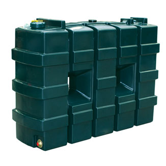 1000 Litre Single Skin Oil tank (Only available in Ireland)