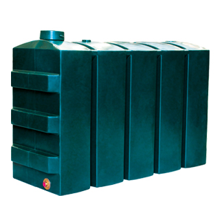 900 Litre Single Skin Oil Tank (Only available in Ireland)