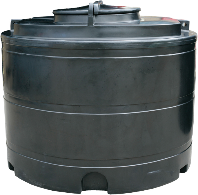 2000 litre static chemical storage tank