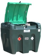 900 Litre Portable Diesel Storage and Dispensing Tank